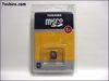 東芝純正 microSD 2GB